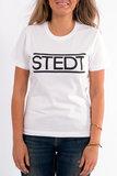 T-shirt STEDT women White_