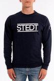 Sweater STEDT men Nightblue_