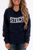 Sweater STEDT women Nightblue_