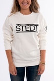 Sweater STEDT women Off-white_