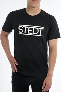 T-shirt STEDT men Black