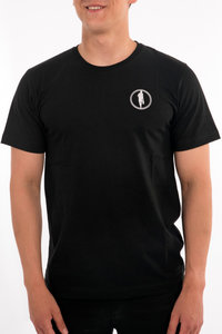 T-shirt STEDT logo men Black