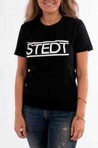 T-shirt STEDT women Black