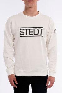 Sweater STEDT men Off-white