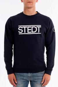 Sweater STEDT men Nightblue
