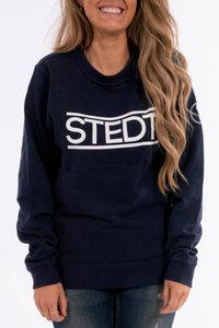 Sweater STEDT women Nightblue