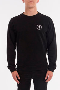 Sweater STEDT logo men Black