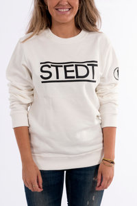 Sweater STEDT women Off-white