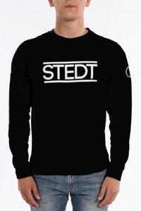 Sweater STEDT men Black