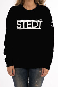 Sweater STEDT women Black